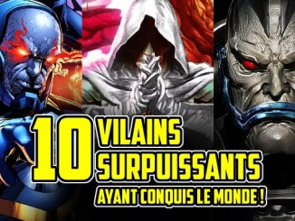 vilains surpuissants conquérants
