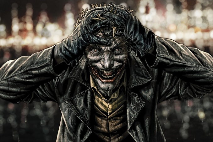 Batman Damned Joker