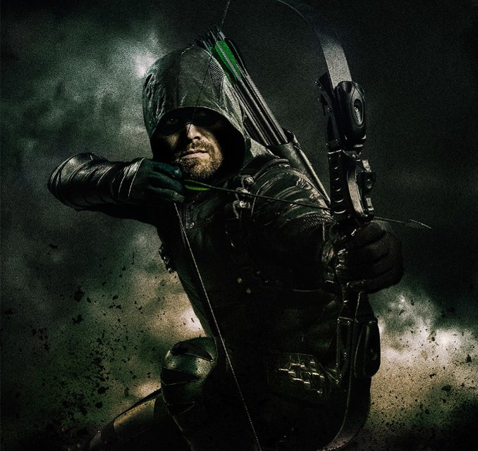 green arrow oliver queen
