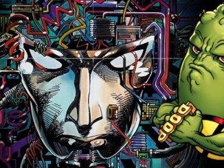 en vert et contre tous top comics