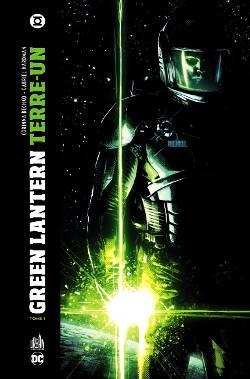 Green Lantern Terre-Un couverture