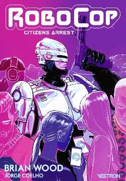 robocop citizens arrest couverture