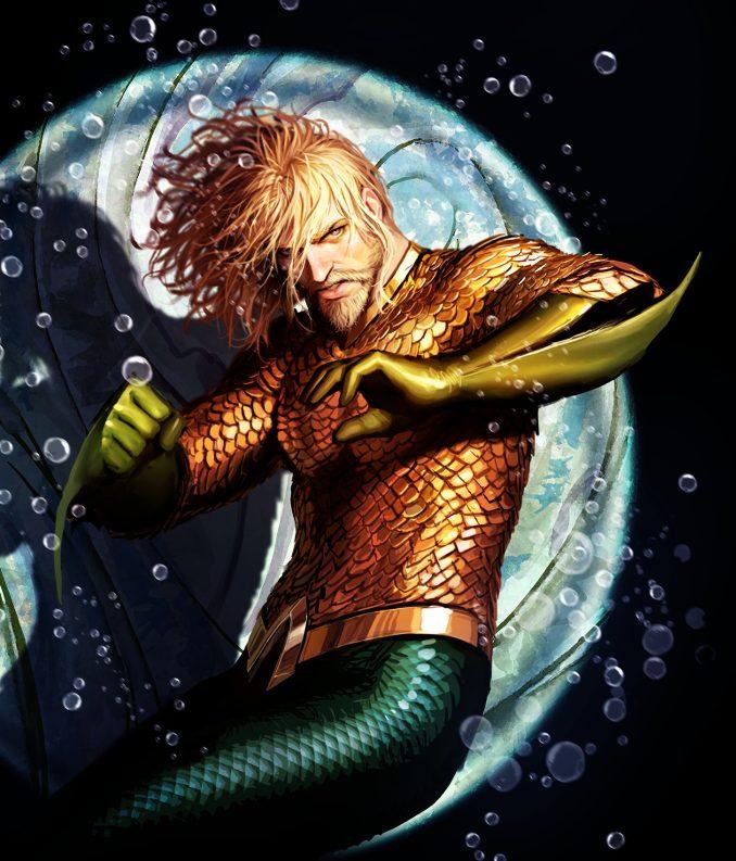héros DC comics sous-estimés aquaman