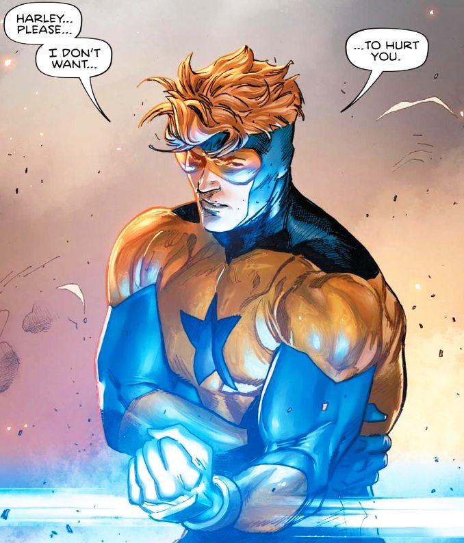héros DC comics sous-estimés booster gold