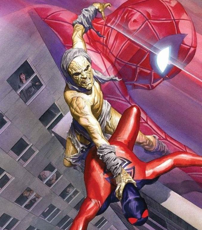 clone Marvel Carrion