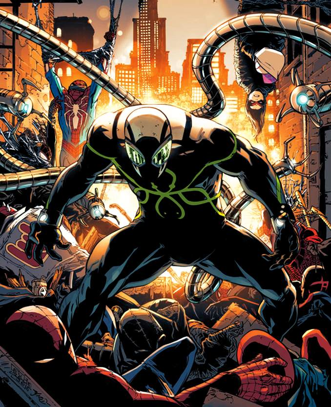 clone Marvel Dr Octopus