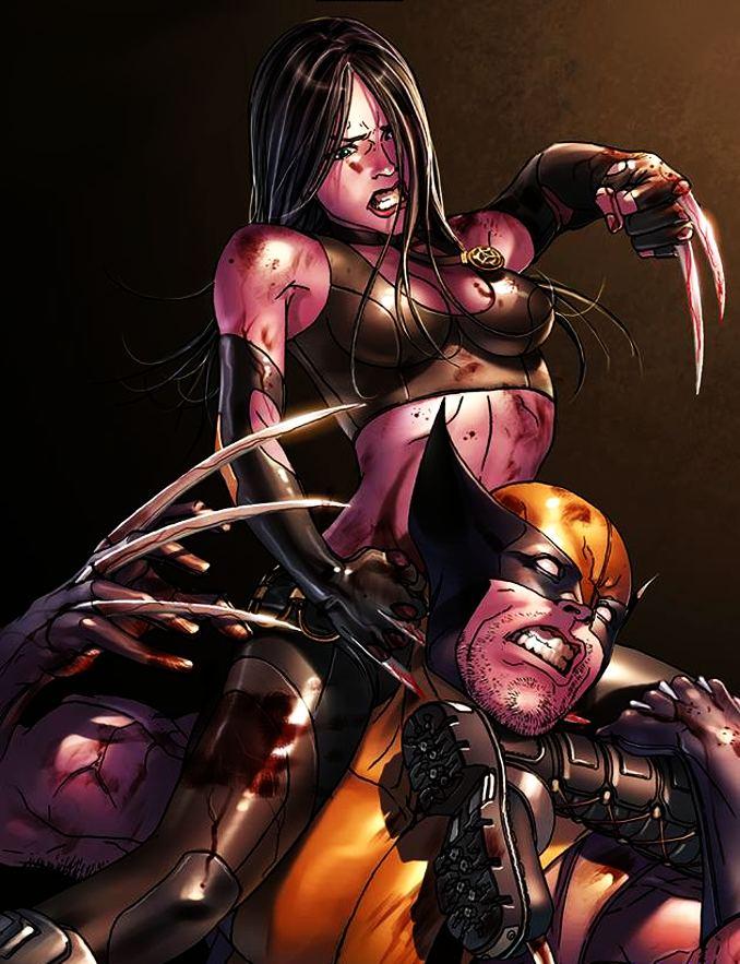 clone Marvel X-23