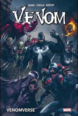 Venomverse couverture