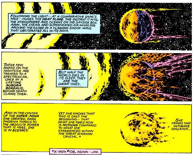 désastres mortels comics