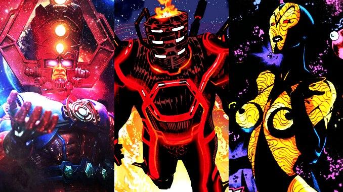 géants Marvel