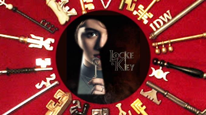 serie Netflix Locke & Key