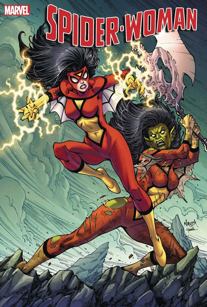 variant covers Spider-woman n°1