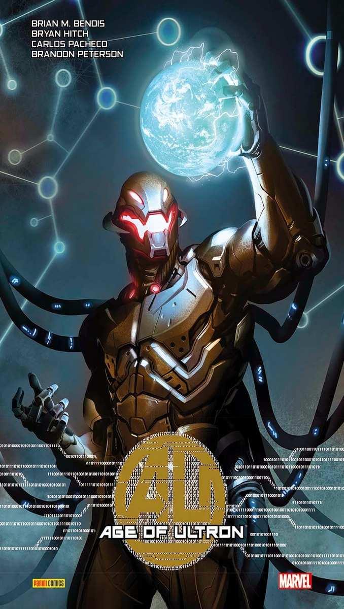 7 Robots Marvel Comics Ultron