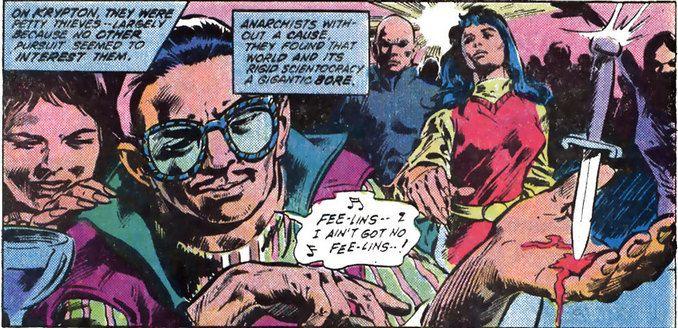 La vérité sur la zone fantôme avec Superman