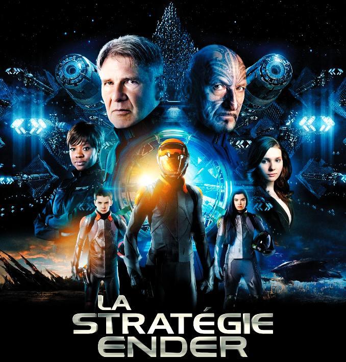 Strategie Ender film