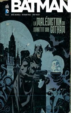 Batman Malédiction qui s'abattit sur Gotham Couverture