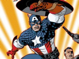 Captain America Mère Patrie