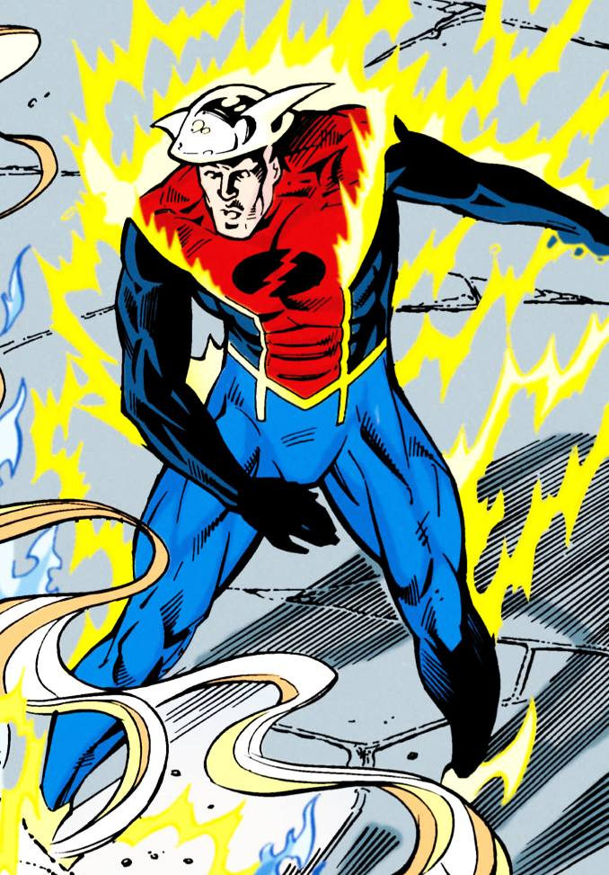 Flash jace allen