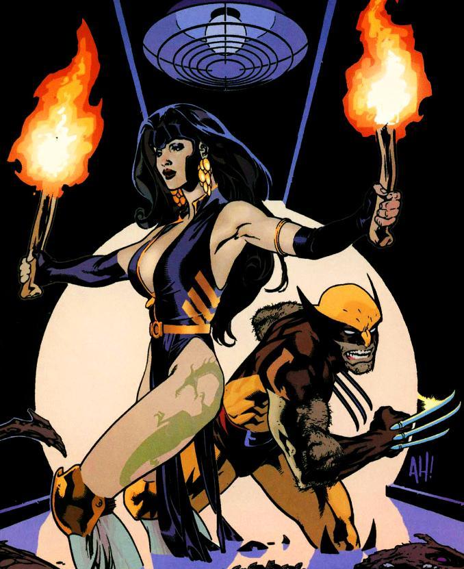 Wildcats x-men crossover