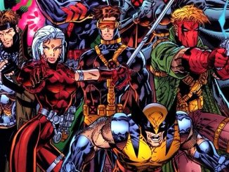 Wildcats x-men crossover