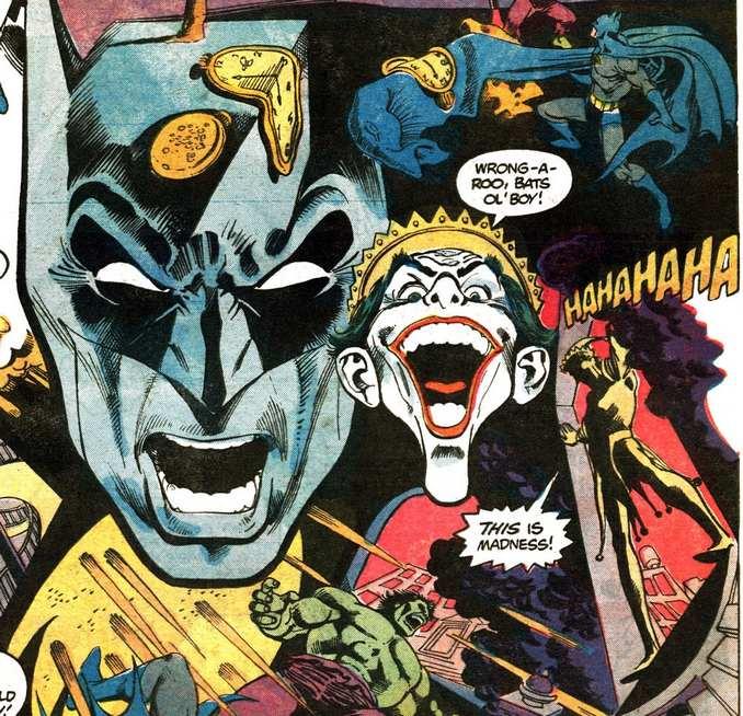 Batman contre Hulk