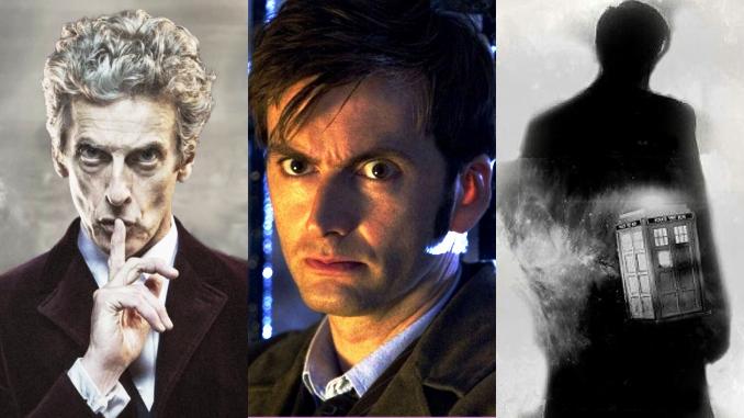 Dr Who secrets