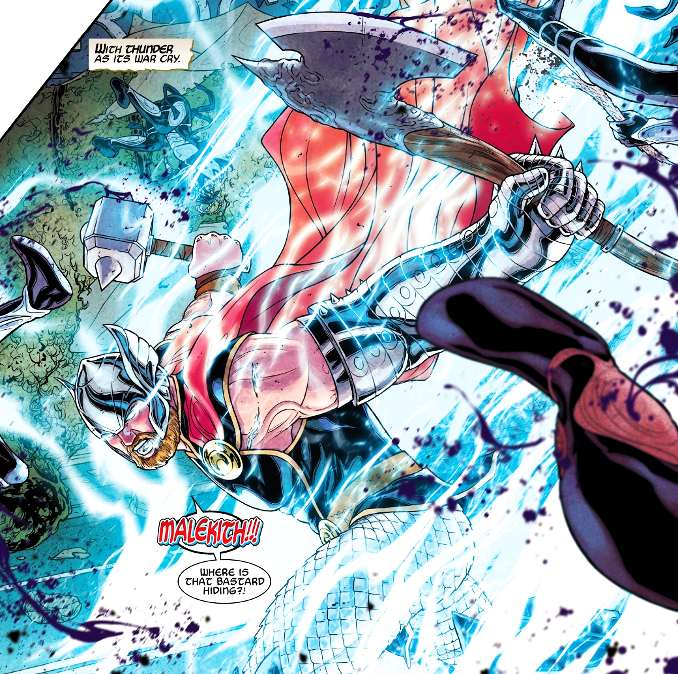 War of the realms n°3