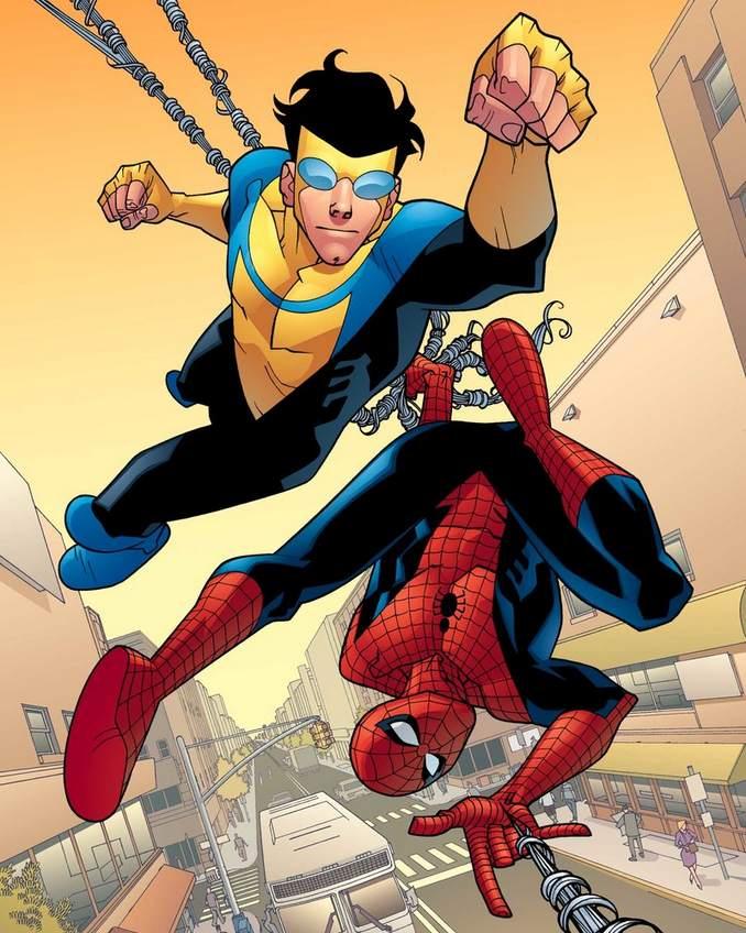 Robert Kirkman Invincible Spider-Man