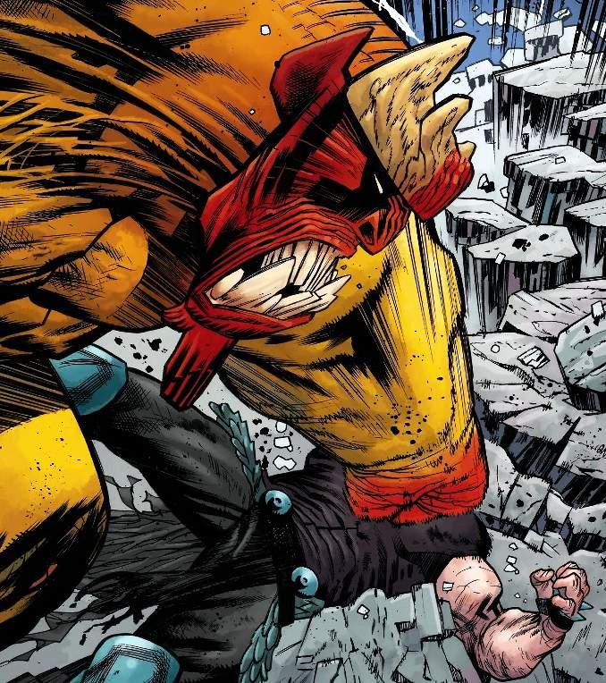 supervilains puissants Marvel