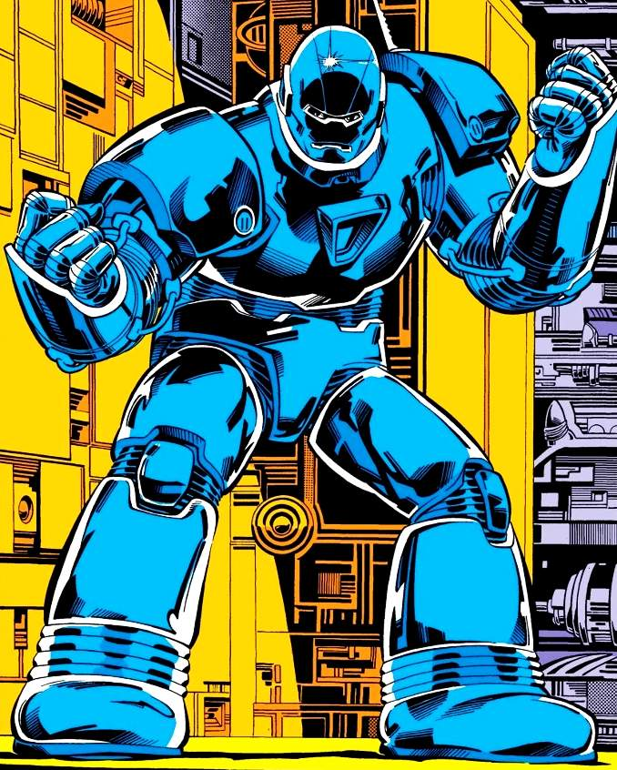 armures Iron Man