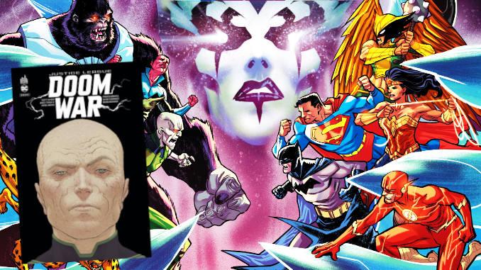 Doom War Justice League
