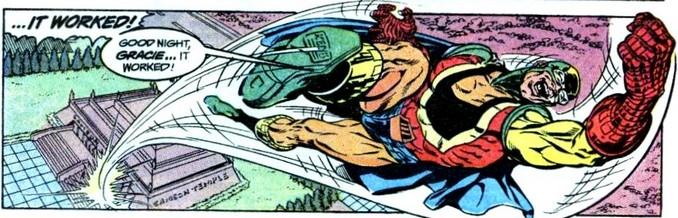 Marvel Comics Presents 50 Captain Ultra