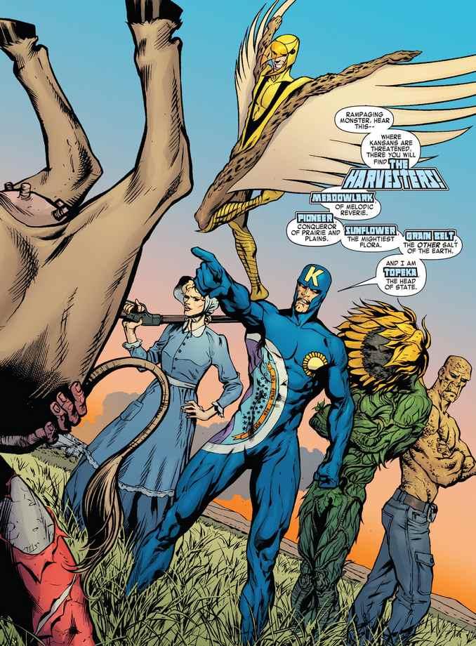 Marvel Zombies Supreme Harvesters