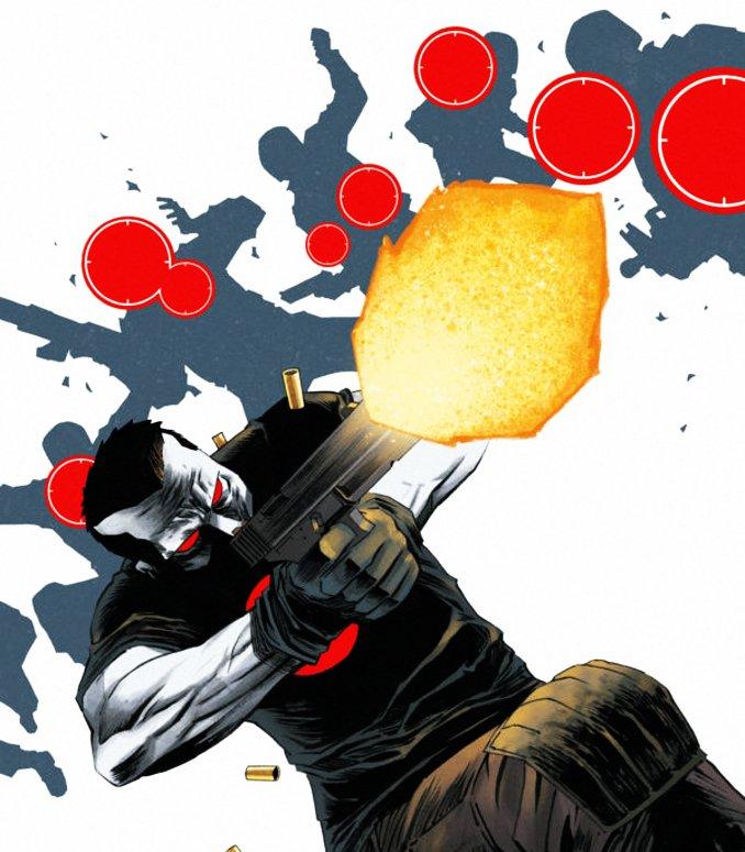 Valiant Bliss Comics