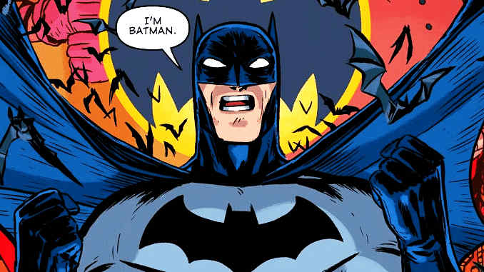 Batman Universe