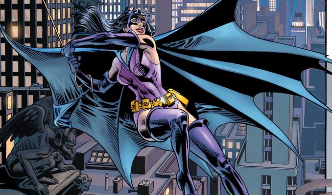 7 enfants Batman