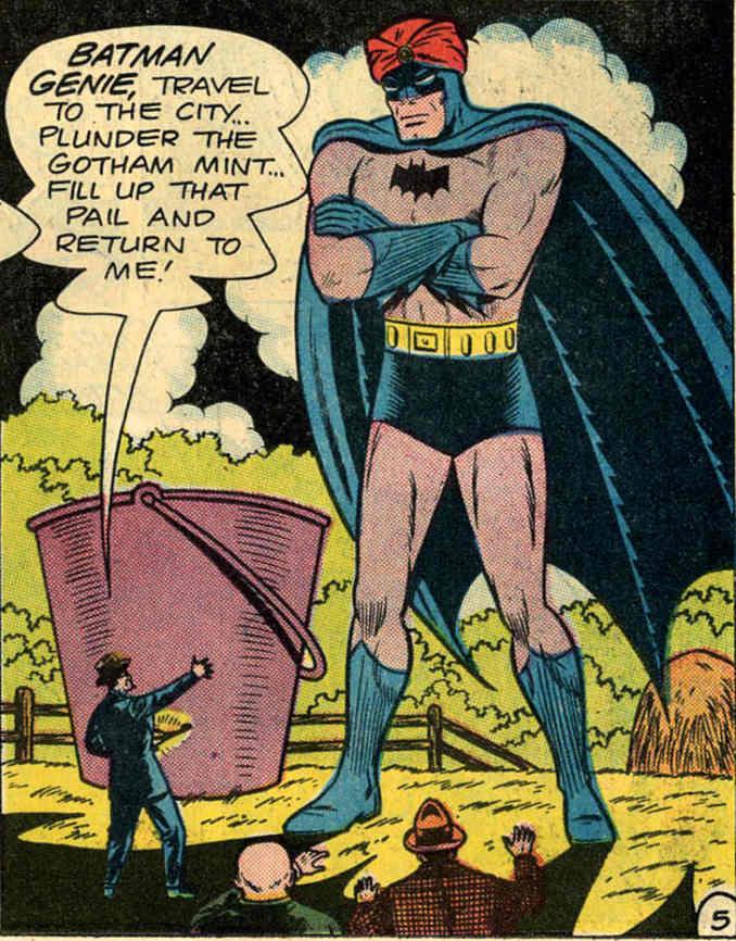 Batman, ton meilleur ami !