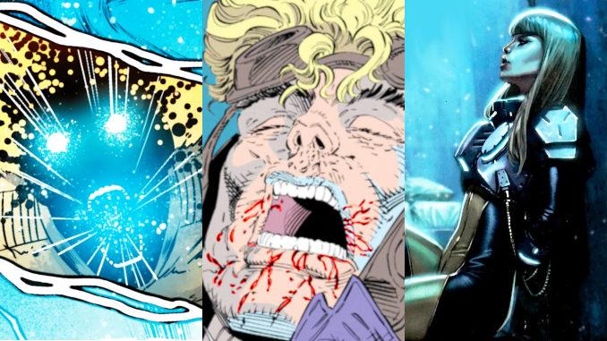 morts Nouveaux Mutants