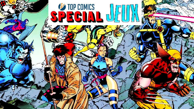 quizz dessinateurs X-Men