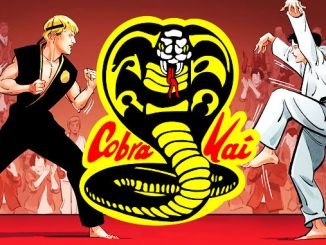 cobra kai comics
