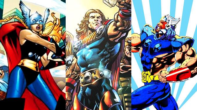 enfants Thor