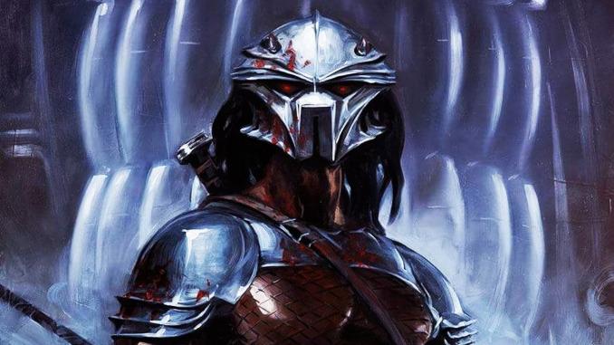 Prometheus life and death predator tome 1
