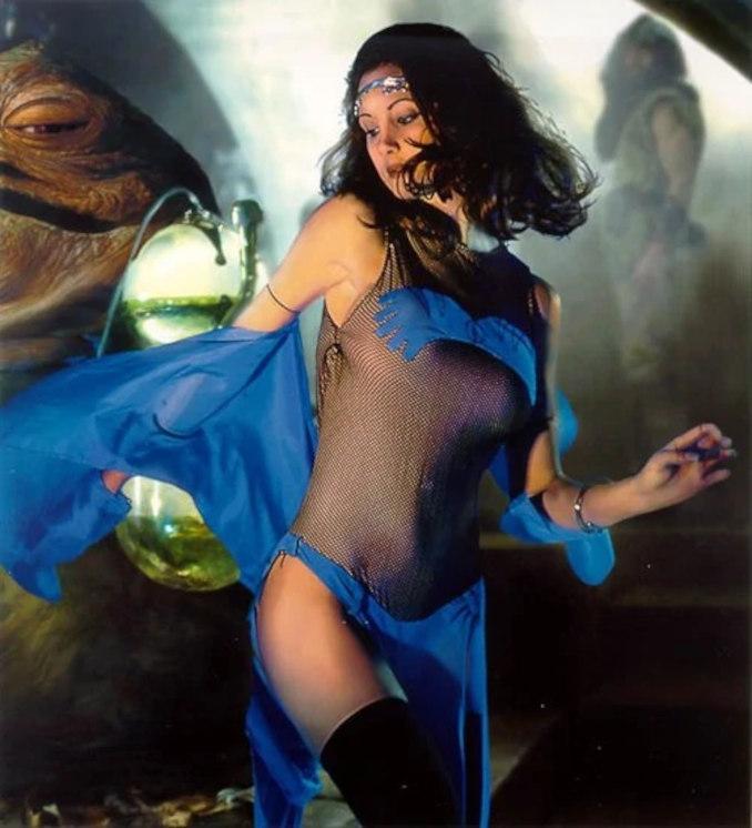 sexy Star Wars mara jade