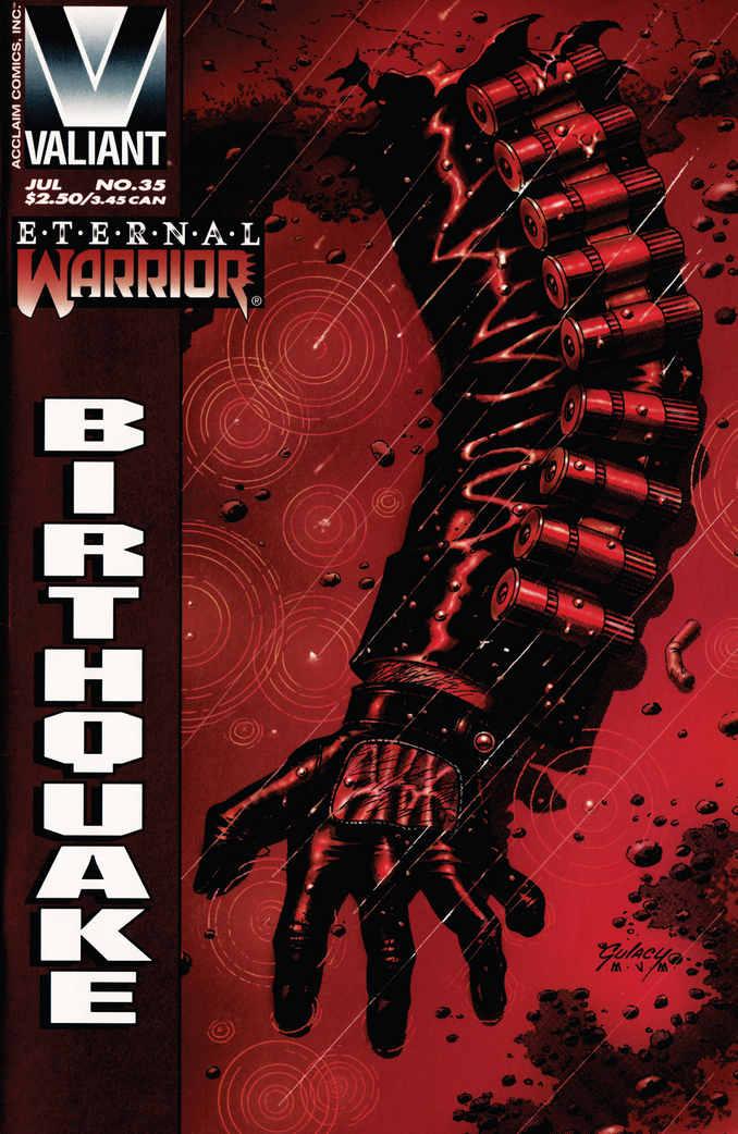 Eternal Warrior Birthquake Valiant