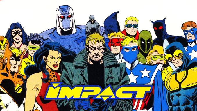 Impact Comics label