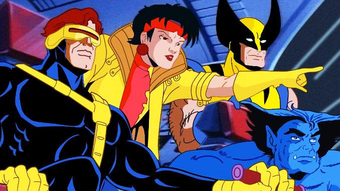 Les Dessins Animes X Men Et L Incroyable Hulk Des Annees 90 De Retour Sur Disney Top Comics