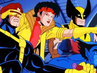 dessin animé X-Men années 90