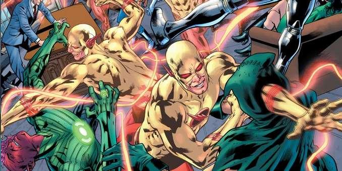 Tales Dark Multiverse Flashpoint Zoom vs Heroes