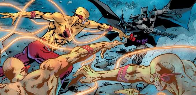 Tales Dark Multiverse Flashpoint Zoom vs Superman