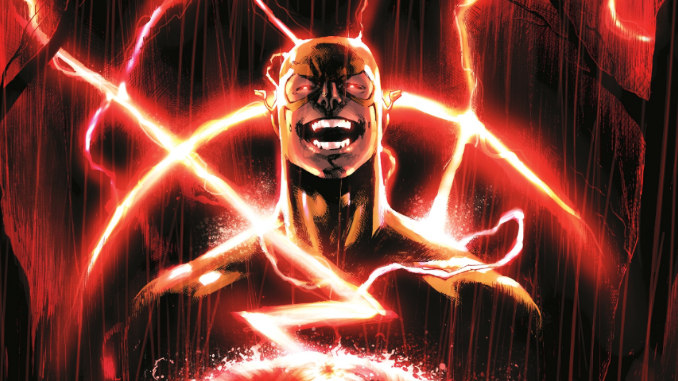 Tales from the dark multiverse flashpoint